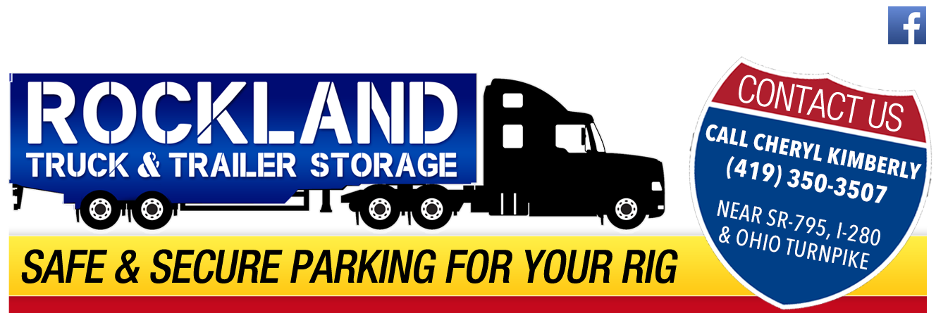 Secure Tractor Trailer Storage| Northwest Ohio (419)350-3507